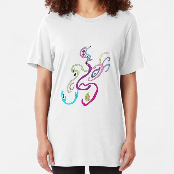 Madam Butterfly Slim Fit T-Shirt