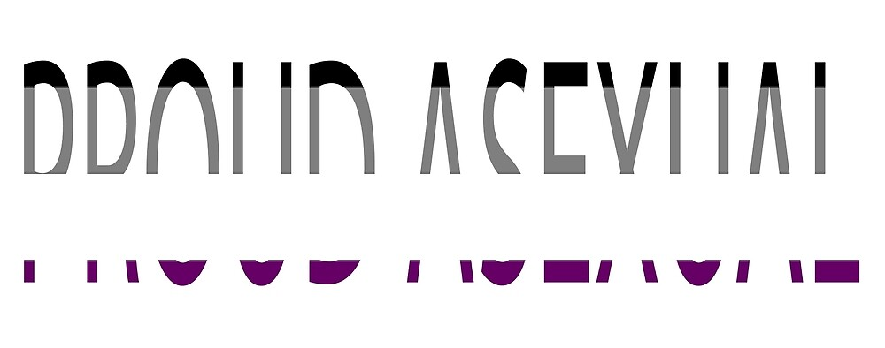 Proud Asexual by PLAP