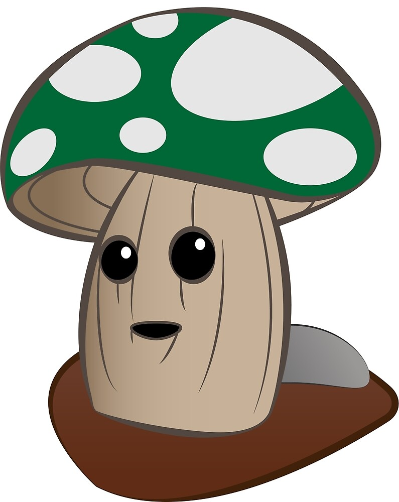 Content Mushroom Friend by MasterZed