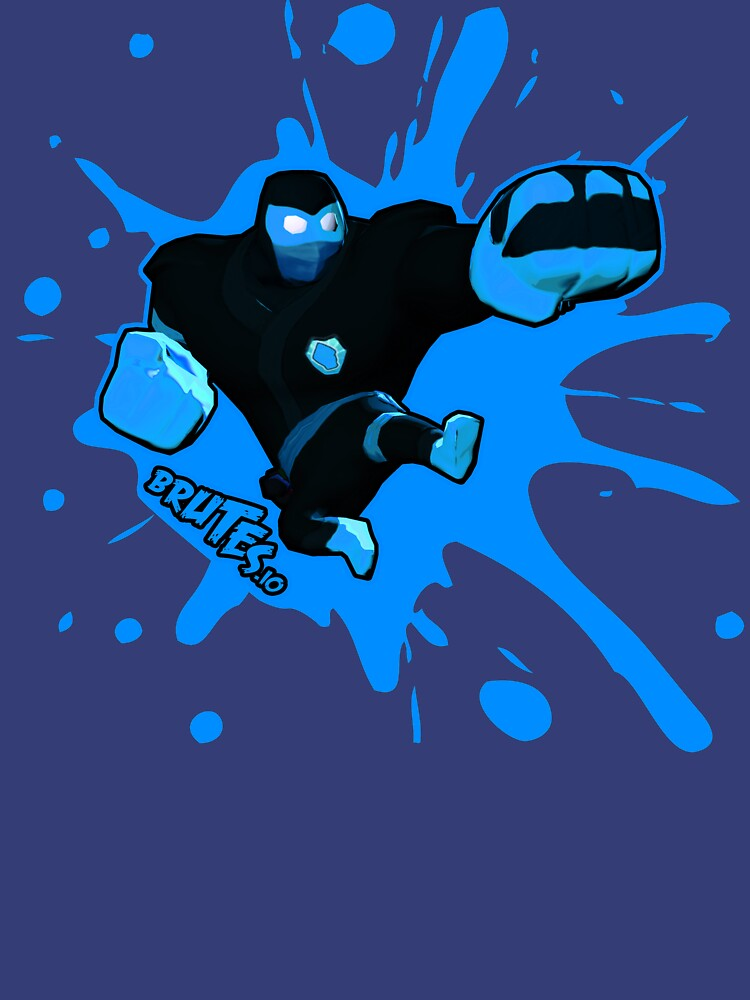 Brutes.io (Costume Ninjabrute Blue) by brutes