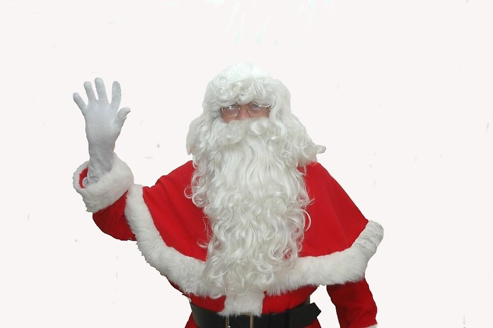 Santa 2 by Ian McKenzie