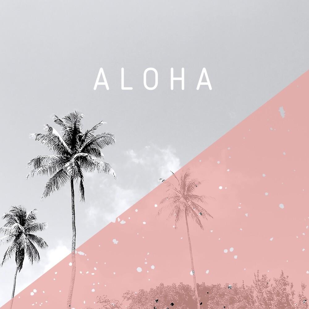 Island vibes - Aloha by Gale Switzer