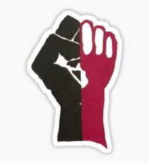 Power Fist  Sticker