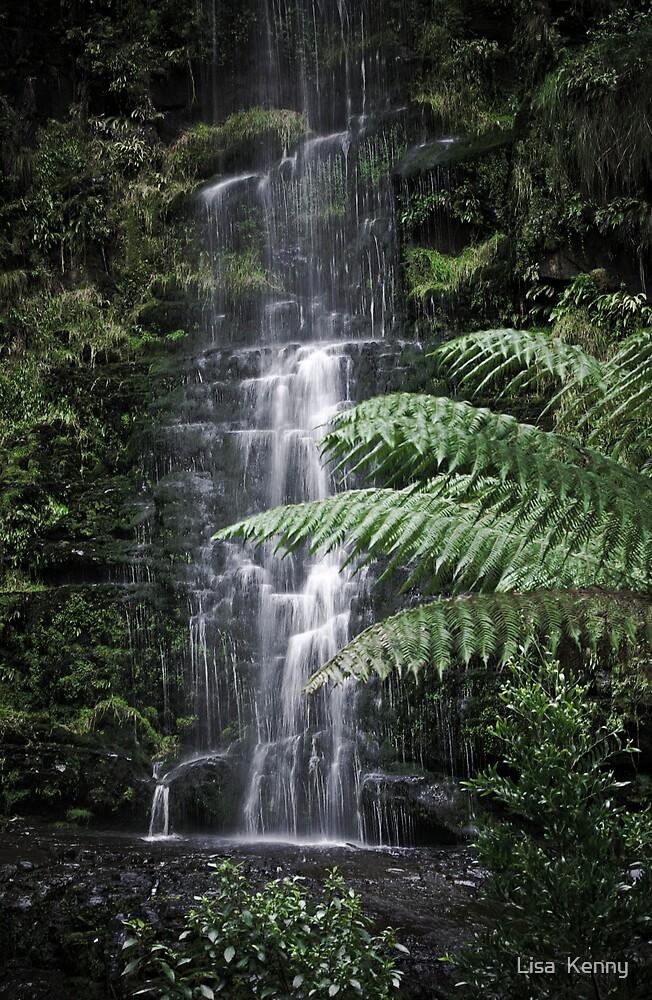 Erskine Falls, Lorne by Lisa  Kenny