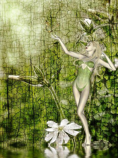 White Elf - John Edwards & Rose by Rose Moxon