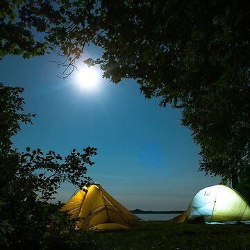 Camping by DvorakDesign