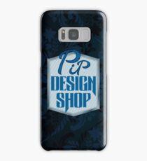 Pip Design Shop Logo Samsung Galaxy Case/Skin