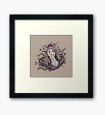 Queen of the Banshee Framed Print