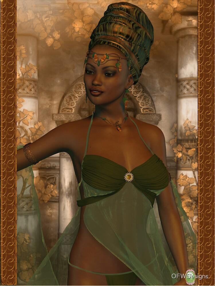 Diaspora-African Goddess by OFWDesigns