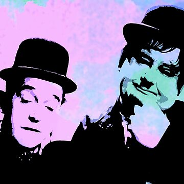 Laurel and Hardy by Jpwoody