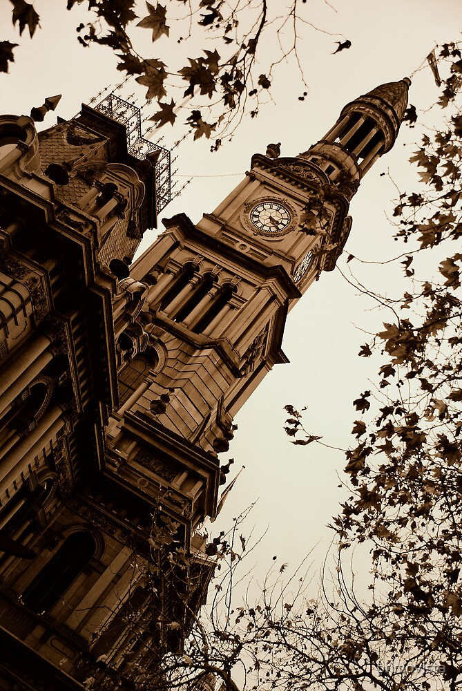Sydney Townhall by primovista