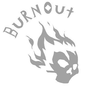Artistic Burnout by metaliamart