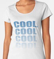 Community - Cool. Cool Cool Cool. Women's Premium T-Shirt