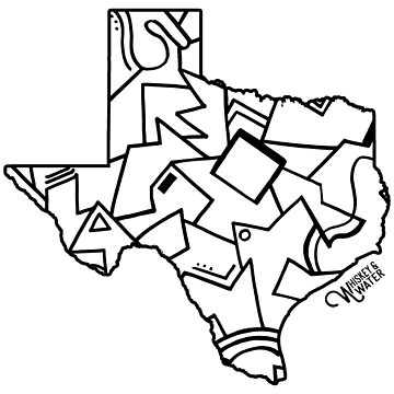 Texas: State Pride by whiskeyandwater