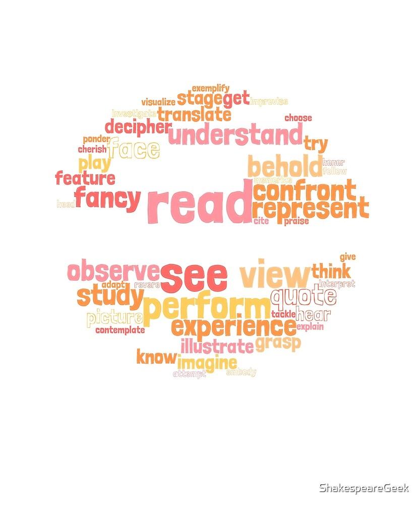Learn, Discover, Read Shakespeare by ShakespeareGeek