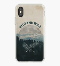 Into the Wild - Forest Art iPhone Case