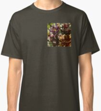 colorful flower abstract  Classic T-Shirt