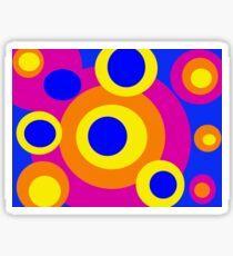 Dots of Light Sticker
