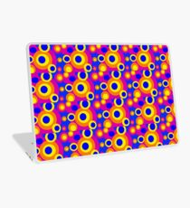 Dots of Light Laptop Skin