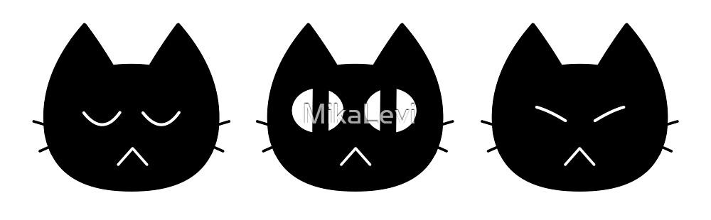 Cats by MikaLevi