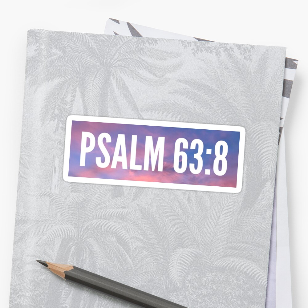 Psalm 68:3 by clairestickers