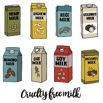 Alternativas de leche de NicoleHarvey