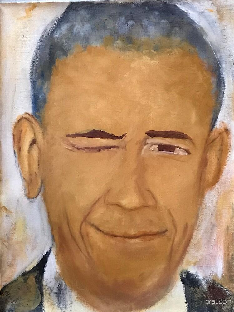 Barack Obama by gra123