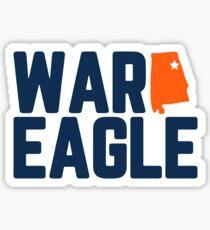 Auburn University - Style 38 Sticker