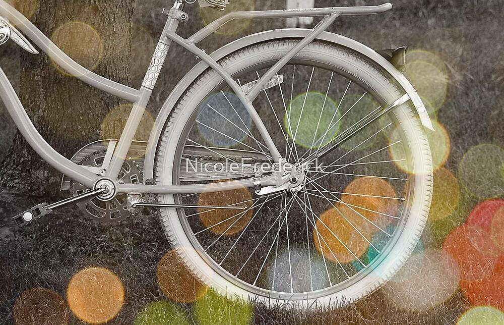 Bokeh Bike by NicoleFrederick