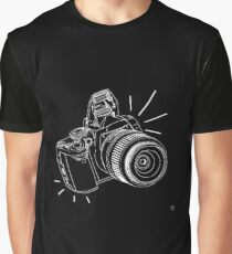 dslr / blk on blk Graphic T-Shirt