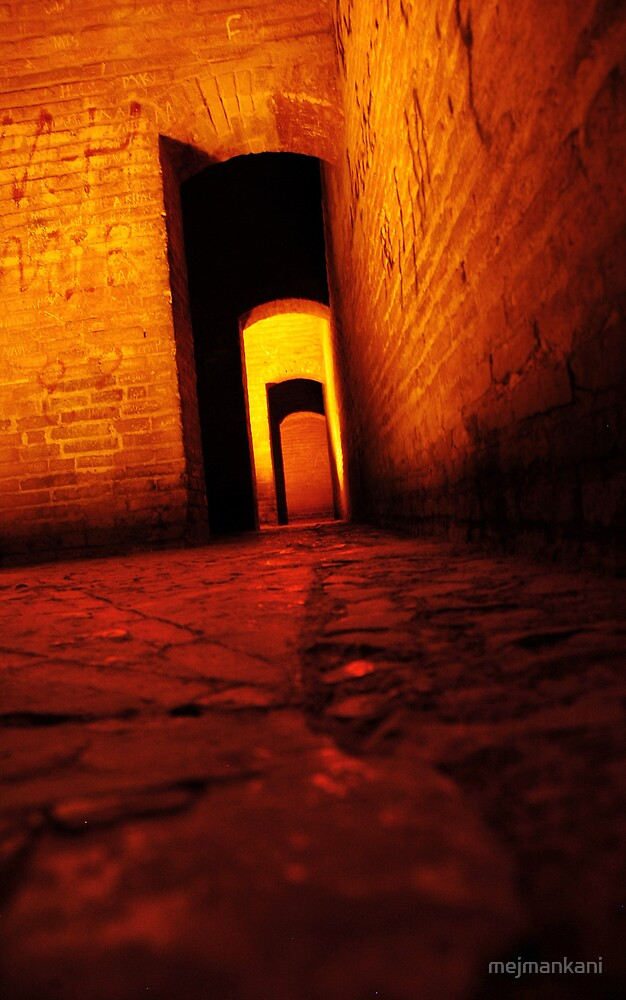 The passage by mejmankani