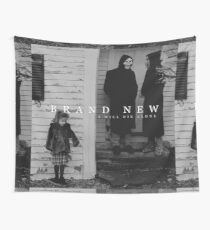 Brand New | I Will Die Alone Wall Tapestry