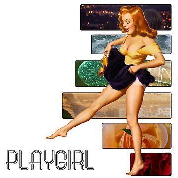 playgirl pin up p.9 (semi closet safe) by Sunnysapphic