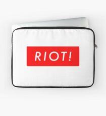 RIOT! Laptop Sleeve