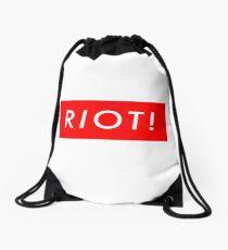 RIOT! Drawstring Bag