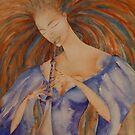 donna che suona il clarinetto © patricia vannucci 2008 by PERUGINA