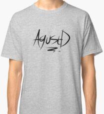 agustD - BTS SUGA Classic T-Shirt