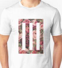 Paramore Floral T-Shirt