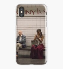 Waiting for the Metro iPhone Case