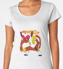 Infernape Women's Premium T-Shirt