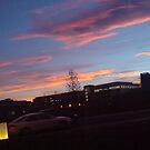 sheffield sky at night  by mbrookes81