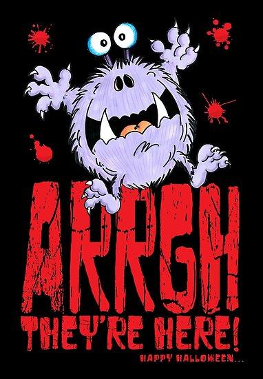 Arrrghh!!!! by BrendanJohnson
