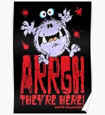 Arrrghh!!!! Poster