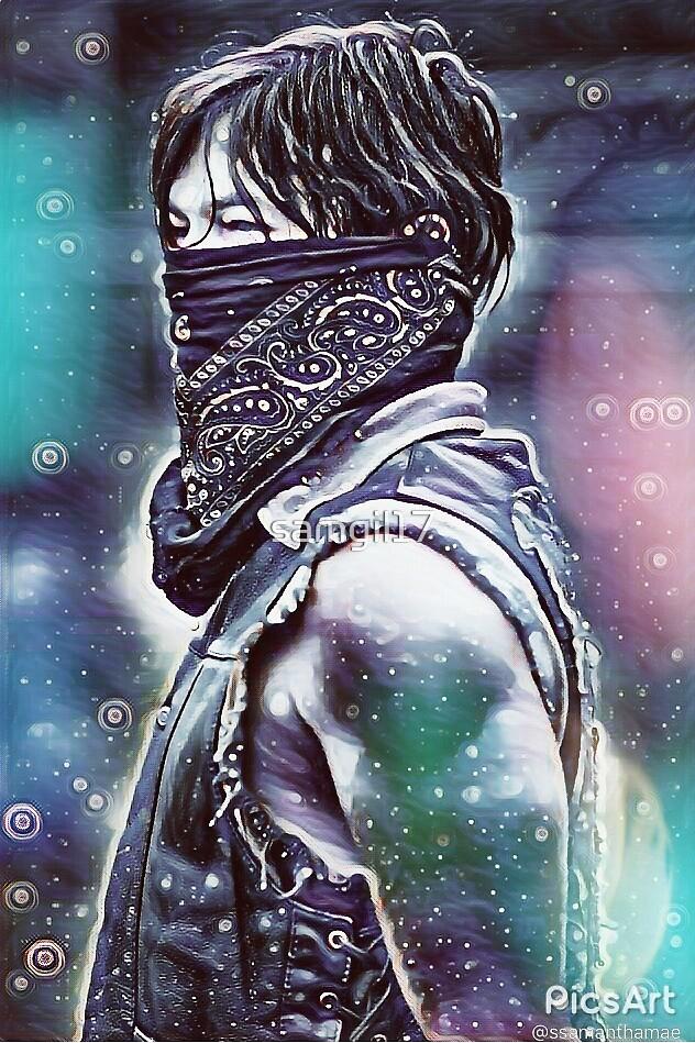 Daryl Dixon by samgil17