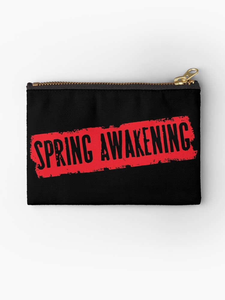 Spring Awakening (logo) by byebyesally