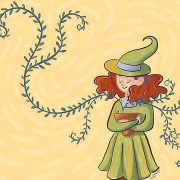 Little Witch by EmilyFromhage