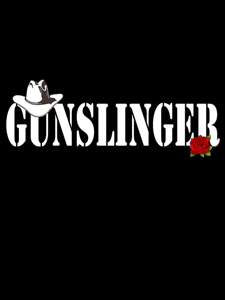 Gunslinger, The Dark Tower by Mike Suszycki