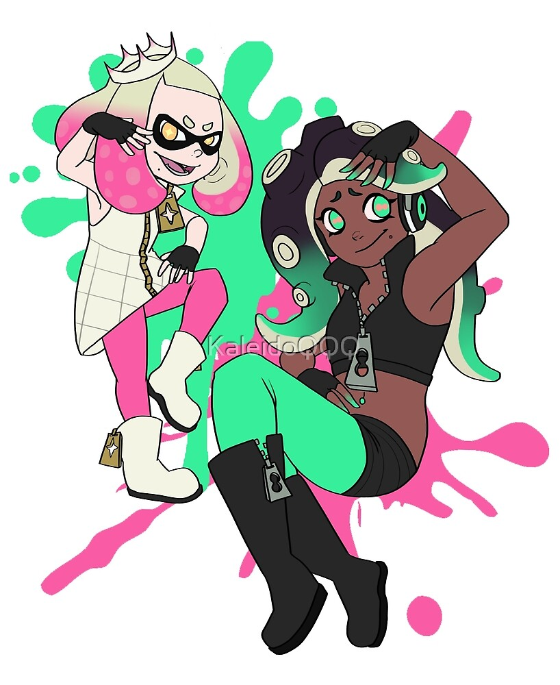 Stay Off The Hook! by KaleidoQQQ