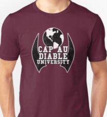 CITY OF HEROES UNIVERSITY SHIRTS - Cap Au Diable Unisex T-Shirt