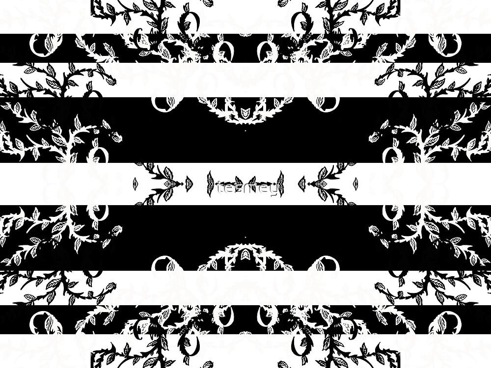 White black by tesmey